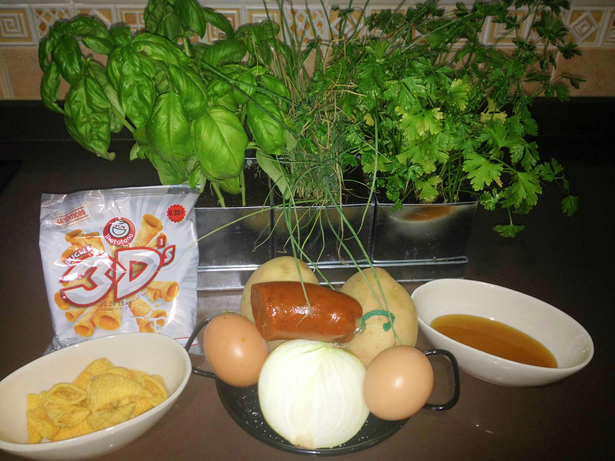 Coulant de farinato de salamanca cocina tu alegria - Tiempo para cocer patatas ...