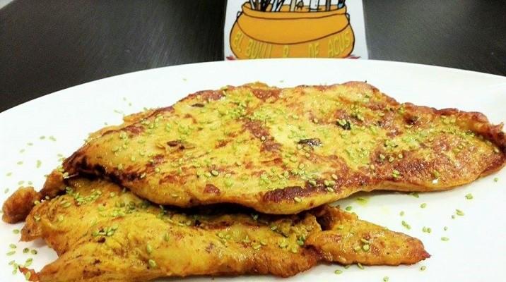 Filetes de pavo al curry elbullirdeagus Receta Canal Cocina
