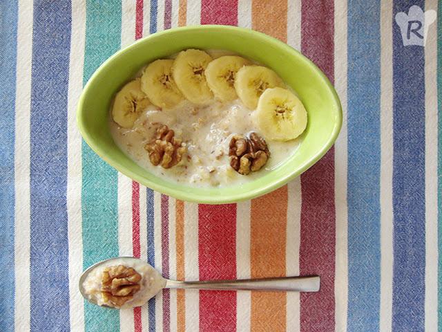Porridge Desayuno Fit Receta Canal Cocina