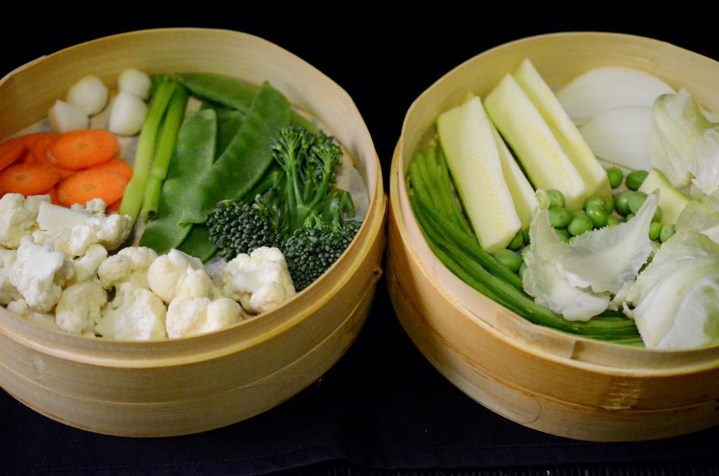 Bonito como cocinar verduras al vapor galer a de im genes - Hacer menestra de verduras ...