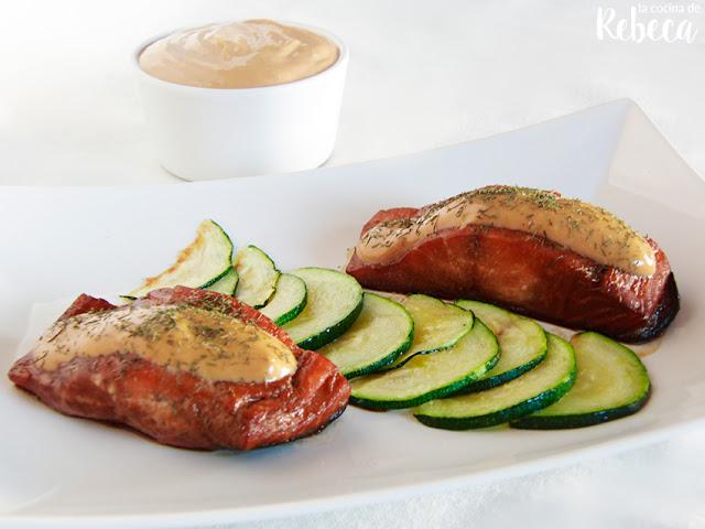 Salm n a baja temperatura rbkdtorres receta canal cocina for Cocina baja temperatura thermomix