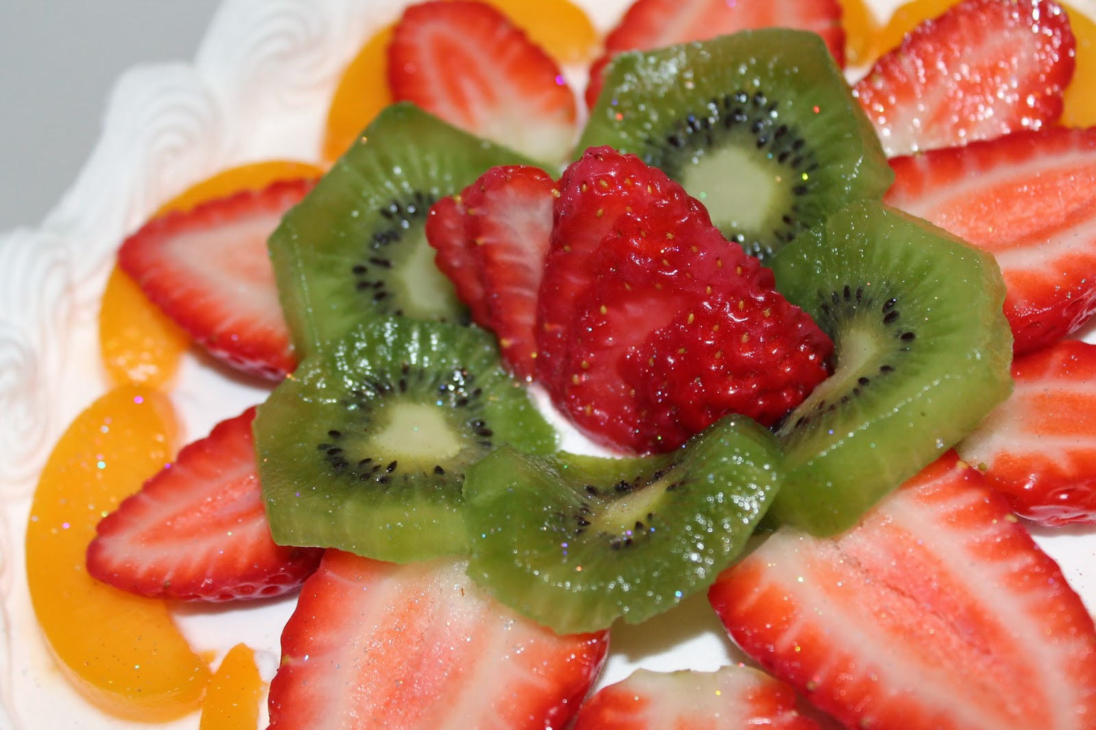 Tarta de fresa fria - sol23 - Receta - Canal Cocina