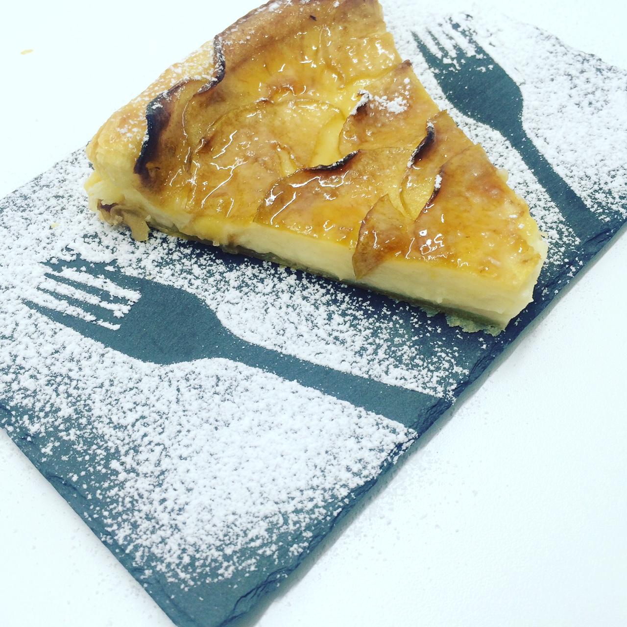 Pastel de manzana - La Cocina Del Sur - Receta - Canal Cocina