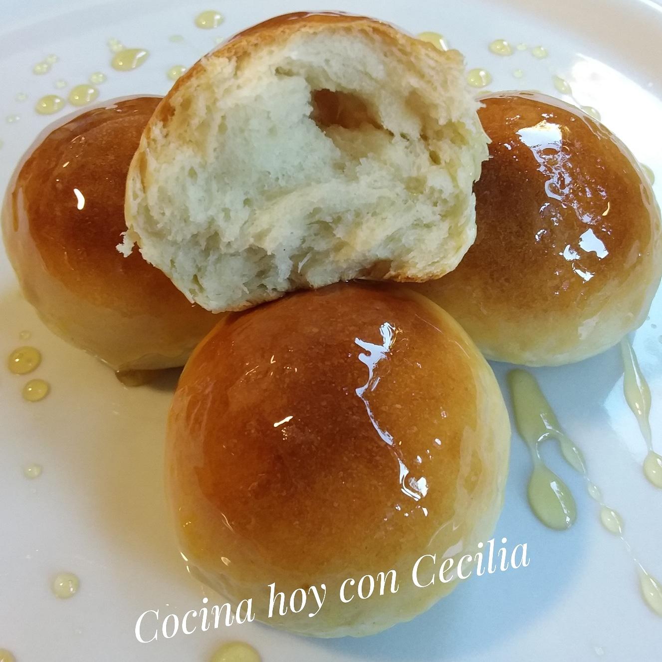 Bollitos de miel - cecilialascaux - Receta - Canal Cocina