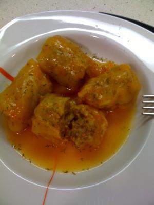 Cocina Rumana Recetas | Sarmale Con Hojas De Col Receta Tipica De Rumania Falina