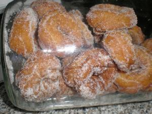 Rosquillas de naranja thermomix trufita1 receta - Canal cocina thermomix ...