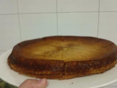 Tarta de arroz sin arroz concurso 4x20 belencica for Canal cocina concursos