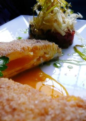 Huevos fritos con capota concurso huevo frito for Canal cocina concursos