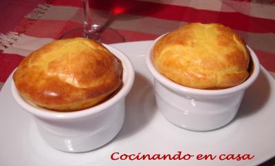 Souffl a los cinco quesos con thermomix amparo pc - Canal cocina thermomix ...