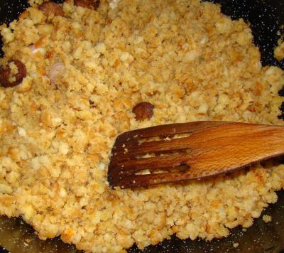 Migas de pan receta de mi abuela niny receta canal for Cocina casera de la abuela