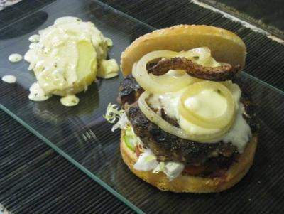 Duckburger concurso hamburguesa perfecta el posti for Canal cocina concursos