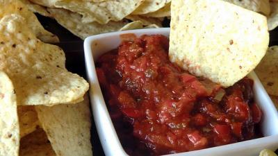 Salsa para dipear jgm1984 receta canal cocina for Canal cocina mexicana
