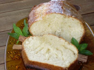 Bizcocho de nata y yogur lamartina receta canal cocina - Canal cocina thermomix ...